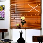 SLX Wood Blinds - 35mm Sugar Maple Blind with String