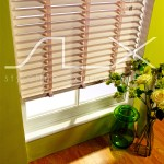 SLX Wood Blinds - 50mm Stone Blind with 25mm Stone Tape
